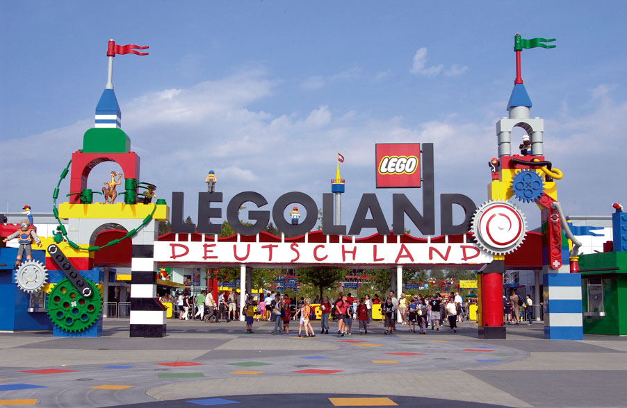 LEGOLAND Deutschland Resor Entertain Tours
