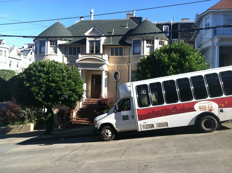 San Francisco Entertain Tours